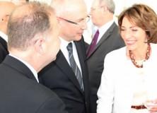 Marisol TOURAINE a inauguré la 1ère résidence en France pour jeunes malades d'Alzheimer